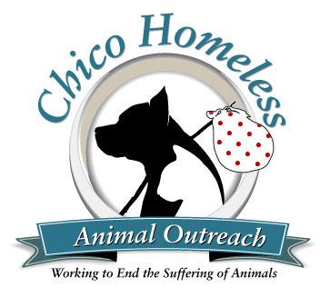 Chico Homeless Animal Outreach logo